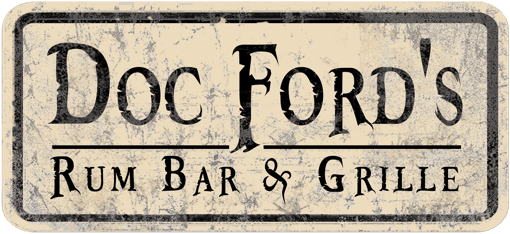 Doc Ford's Rum Bar & Grille Logo