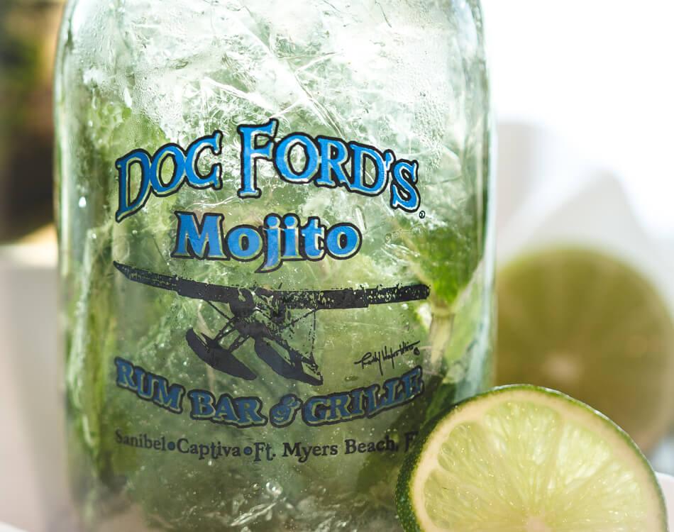 Doc Ford's Island Mojito